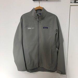 Patagonia Gray Zip Up Jacket